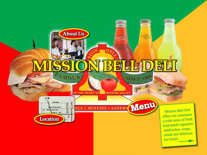 Mission Bell Deli